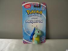 Pokemon Backpack Pal Squirtle Limited Edition Brand New Applause
