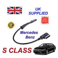 Mercedes S Class 2009+ Bluetooth Audio Music Adapter For Samsung Motorola LG