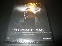 "BLU-RAY NEUF ""ELEPHANT MAN"" Anthony HOPKINS, John HURT / David LYNCH"