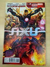 AVENGERS & X-MEN: AXIS #1-9 by Marvel Comics (2015), nine book set