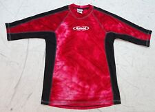 Official Licensed Rinat Goalkeeper Jersey Red/Black 3/4 Sleeve