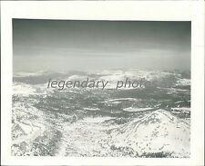 Mirrow Lake Loop Highway Utah 1940 Original News Service Photo