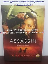 The Assassin 2016 DVD Satoshi Tsumabuki, Chen Chang, Hou Hs( Beware of Fakes)!!