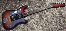 1960's Teisco VN2 Baritone Guitar Rare