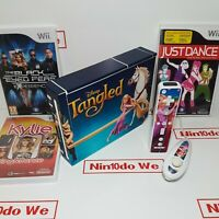 Nintendo Wii Customised Console Just Dance Dancing Gift Bundle for Girls -