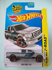 Hot Wheels 2014 HW Off-Road - 2009 FORD F-150 #137/250 - New in Packet