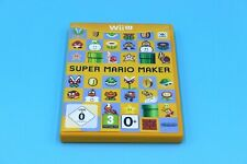 Nintendo Wii U - Super Mario Maker - Boxed