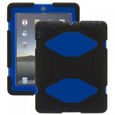Griffin Technology Survivor Case for Apple iPad 2/3/4 Generation Black/Blue (VG)