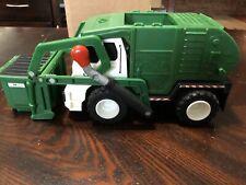 2007 Matchbox WASTE MANAGEMENT Garbage Truck WM ~RARE~ Mattel