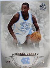 2013 13-14 SP Authentic Michael Jordan #15, UNC RC Retro