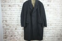 Windsor & Wells Wool and Cashmere Blend Coat Chest Size 50 No.Z481 12/2