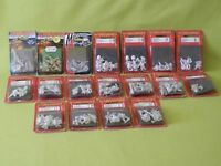 WARHAMMER DWARF ARMY MODELS - MANY BLISTER PACKS TO CHOOSE FROM
