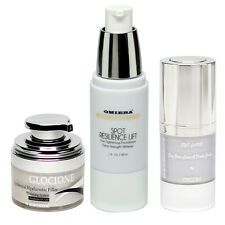 Glocione Anti-Aging Cream + Facial Lift + Dark Circles Under Eye Treatment