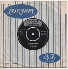 ROY ORBISON oh, pretty woman*yo te amo maria 1964 UK LONDON 45