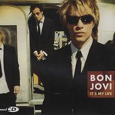 Bon Jovi - It's My Life - CD Single (2000)