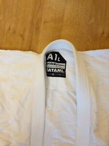 Tatami Gi - Top - White - Used A1L
