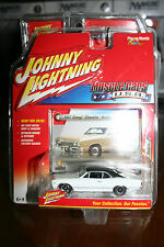 "JHONNY LIGHTNING MUSCLE CAR  "" 1967 CHEVY CHEVELLE "" MALIBU"