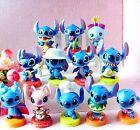 Lilo & Stitch Disney Action Figures Kid Display Figurines Toy Cake Topper Decor