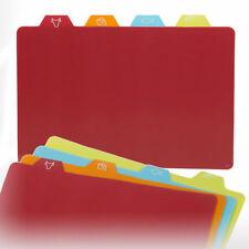 Taglieri multicolore in plastica