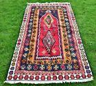 Antique Turkish Kilim Cappadocia Wool Carpet Traditional Oushak Runner Rug 4x7ft