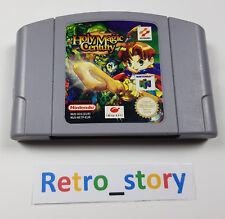Nintendo 64 N64 - Holy Magic Century - PAL