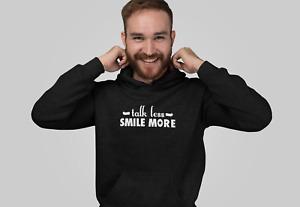 Hamilton Talk Less Smile More Hoodie