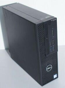 Dell Precision T3420 SFF i7-7700 16Go 512 Gb NVMe SSD Nvidia GTX 1050 PC Gaming