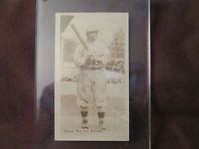 1914 T222 Fatima Red MurrayNew York Nationals,very good cond.