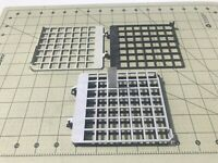 VWR Cuvette Cell Lab Stand For Spectrophotometer Holds 49 Each Qty: 2 Units