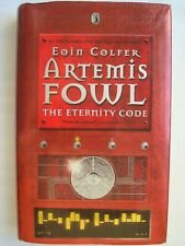 Artemis Fowl: The Eternity Code by Eoin Colfer 1st Edition (Hardback, 2003)