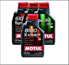 1 L 1ltr. Motul 8100 x-pulire + OLIO MOTORE 5W-30,LONGLIFE III,BMW,MB,VW AUDI
