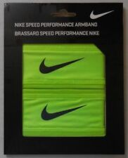 Nike Speed Performance Armbands Volt/Black Men's Women's