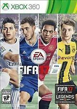 FIFA 17 (Microsoft Xbox 360, 2016)