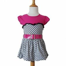 Autumn Tunika Cotton Blend Dresses (2-16 Years) for Girls