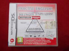PRACTISE ENGLISH per l'inglese di tutti i giorni NINTENDO DS