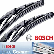 2 Bosch Direct Connect Wiper Blade Size 24 / 20 Front Left and Right