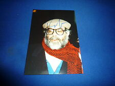 Francis Ford Coppola SIGNED AUTOGRAFO in persona 10x15 cm RAR!!!