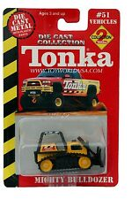 2000 Tonka Collection 2 #51 Collectors Search Vehicle Mighty Bulldozer