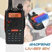 Baofeng UV-5R EX 5W VHF/UHF Two Way Radio Walkie Talkie CTCSS/DCS FM TOT 128CH