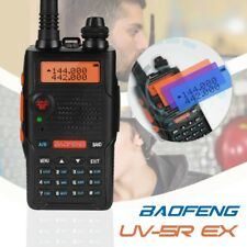 Baofeng UV-5R EX Talkie Walkie Double Bande Radio VHF et UHF Talkie-walkie FR