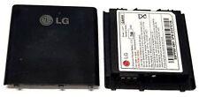 LG Battery LGLP-GAMM Cellphone Battery Black External KG810 Replacement Oem