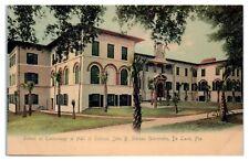 Stetson University School of Technology & Hall of Science, De Land, FL Postcard