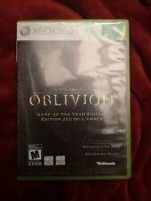 The Elder Scrolls IV : Oblivion Edition GOTY pour Xbox 360 (Xbox One X Enhanced)