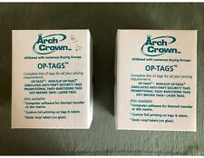 Arch-Crown Optical Tags Style 812