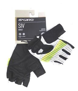 Giro SIV Cycling Gloves Citron Green