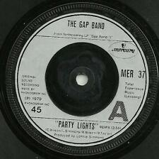 THE GAP BAND - PARTY LIGHTS/BABY BABA BOOGIE 1979 - ORIGINAL 70s FUNK SOUL DISCO