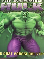 Hard Hero The Incredible Hulk Statue Limited Edition 512/1000 ----- NEW