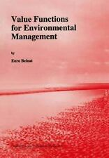 Environment and Management Ser.: Value Functions for Enviromental Management...