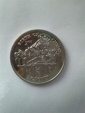 1997 Birth Of Christ One Crown Isle Of Man Uncirculated - Ideal 21st Birthday
