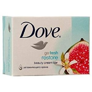 (36-Pack) Dove Go Fresh Restore Soap Bars Beauty Moisturizing Cream Bar 4.75oz